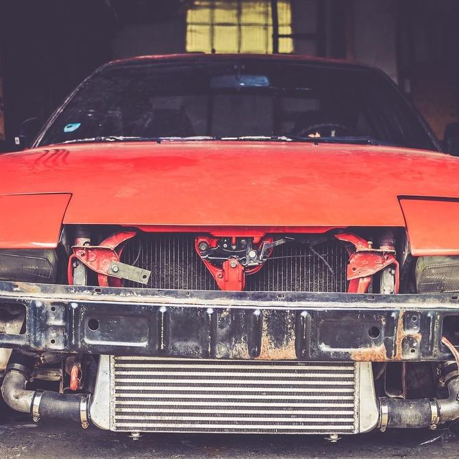 Desguaces: recambios de coche outlet
