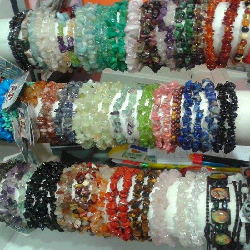 Pulseras minerales: Cursos y productos de Racó Esoteric Font de mi Salut