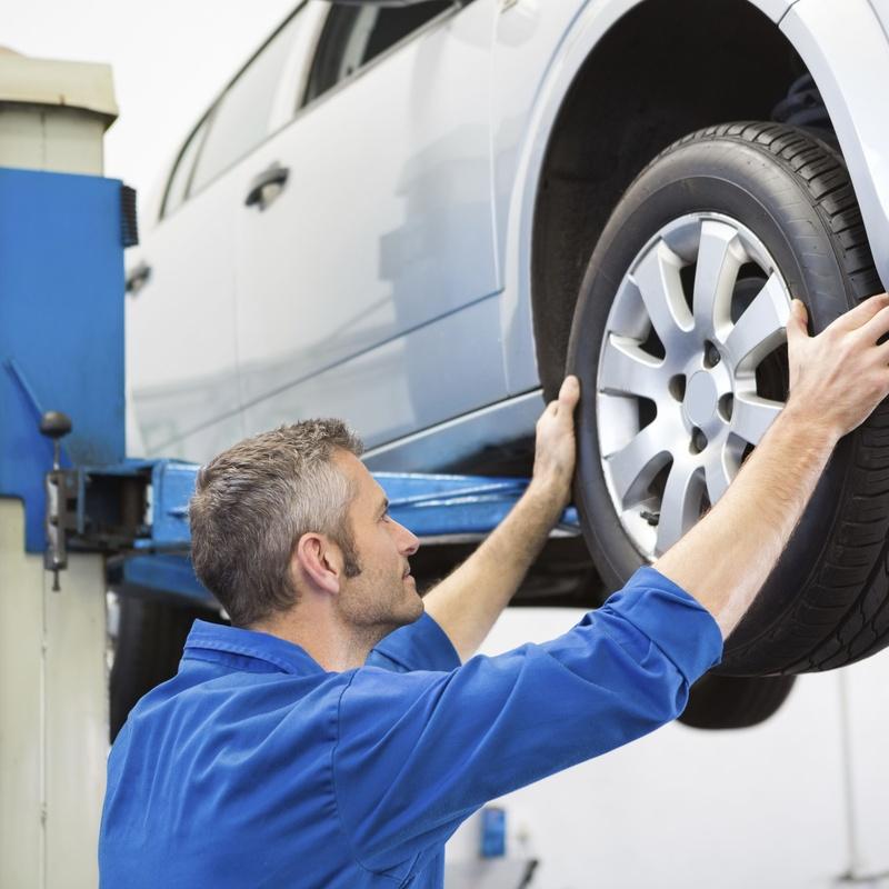 Neumáticos: Servicios de KB Motors Puigcerdà S.L.