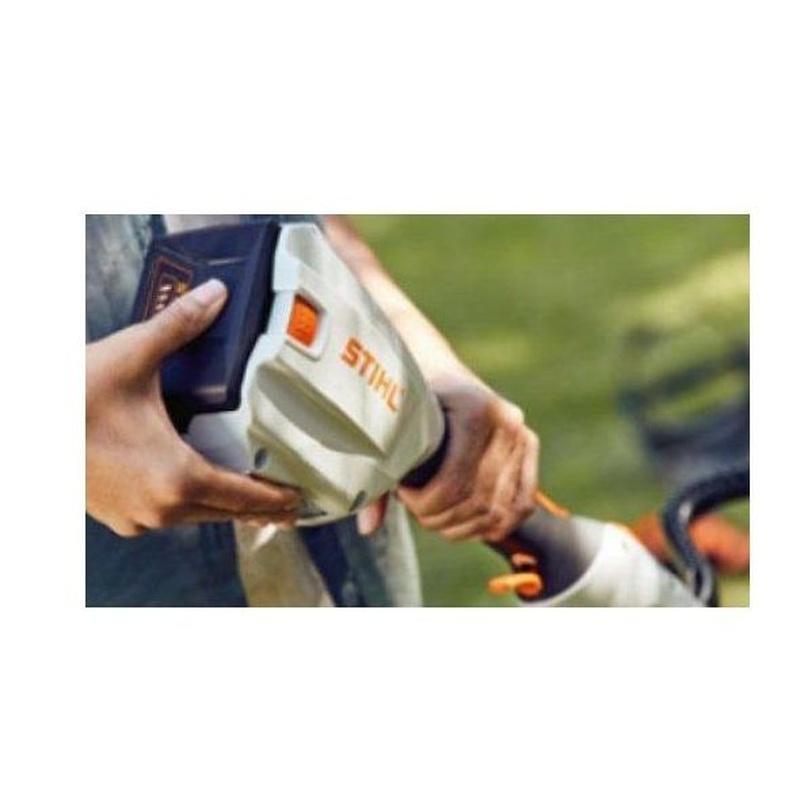 Motoguadaña de batería compact: Servicios de Maquinaria Gallardo Rubio