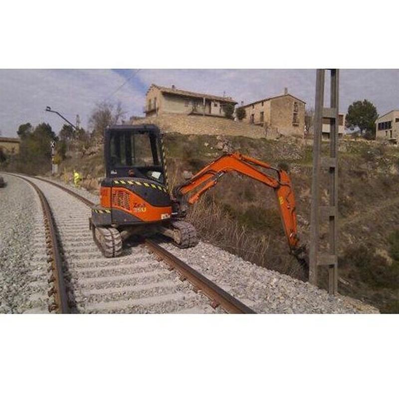 Trabajos: Servicios de Excavaciones Novoa