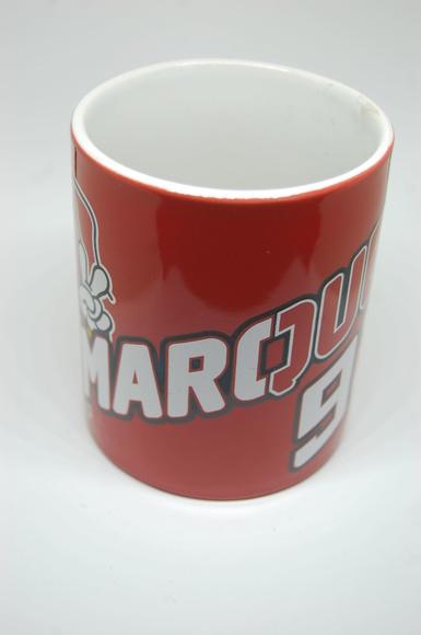 Taza Marc Marquez: Catálogo de QUINIMOTOS