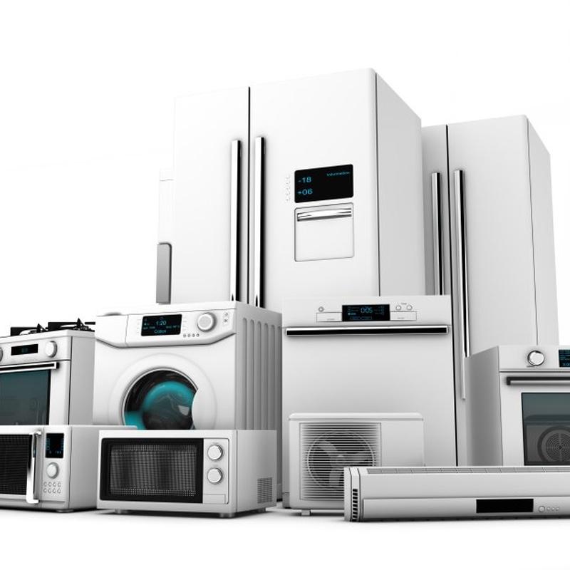 Electrodomésticos: Productos de Carpintería Llopis