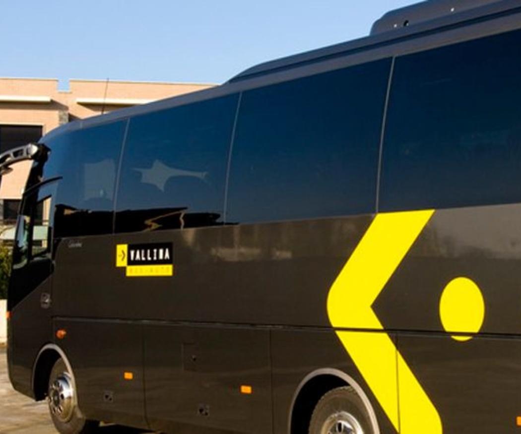 Cuenta con nuestros autobuses para tus eventos
