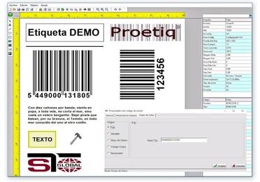 Software de Etiquetado ProEtiq ®