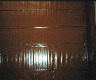 PUERTA ABATIBLE: Catálogo de Cerrajería Ainobar