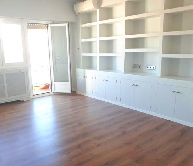 salon piso de Alquiler