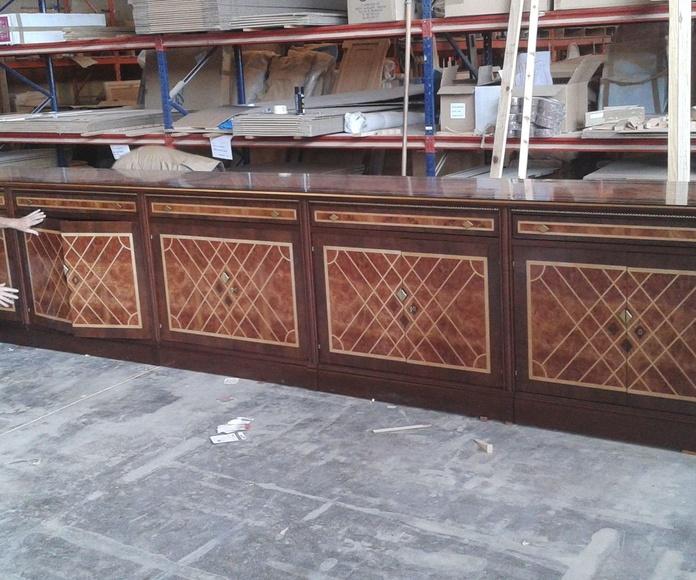 'Proyectos 'contract': Our furniture de Muebles Lino