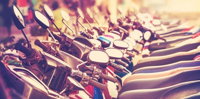 Compra de motos