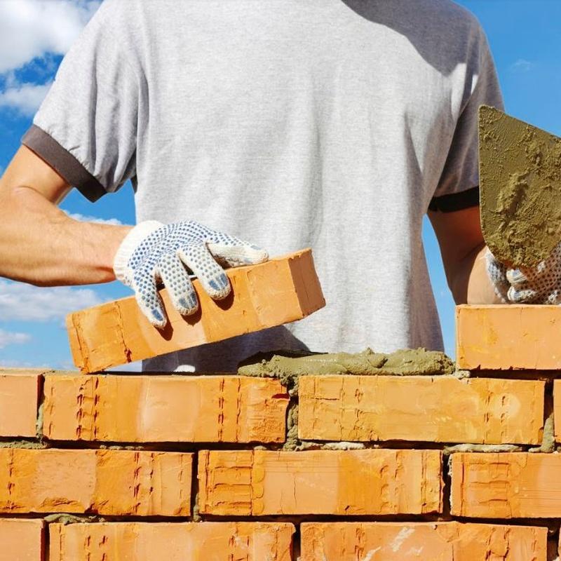 Albañilería: Servicios de Constructora Martín Baños