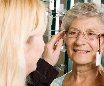Lentillas: Servicios de Centro Óptico Laguna