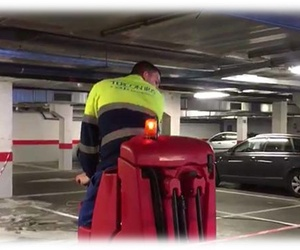 Limpieza de garajes en Madrid