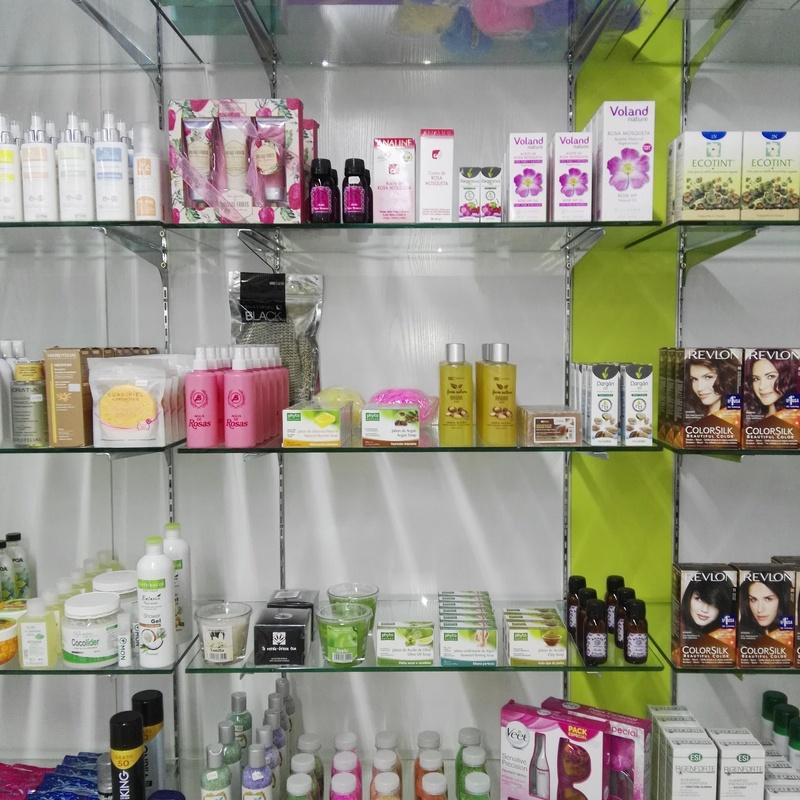 Perfumería: Servicios de Farmacia y Parafarmacia Ramfor e Internacional