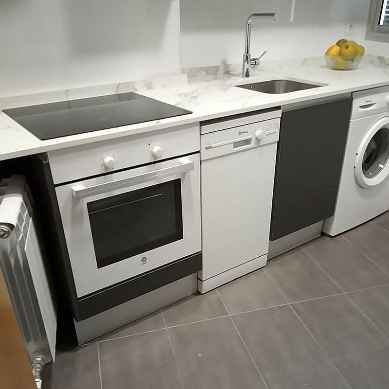 Reforma tu cocina: Servicios de Reformas en Zaragoza ROMAR
