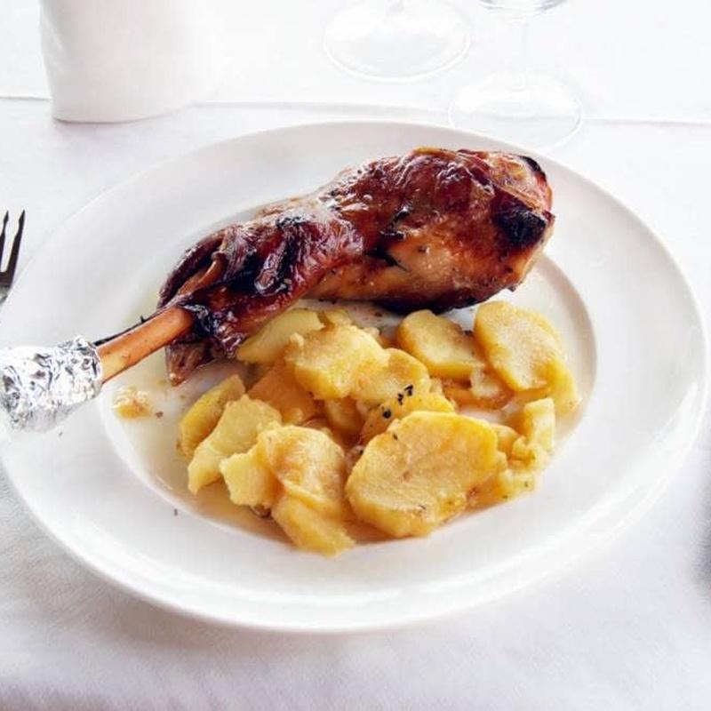 Menú diario: Nuestros servicios de Hotel Fidalgo