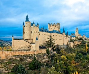 Enamórate del Alcázar de Segovia