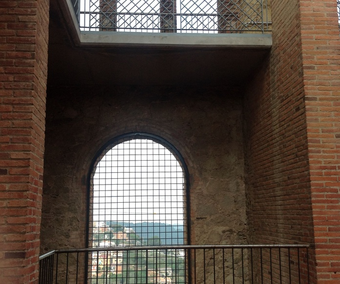 Dirección de ejecución de obra del vial de acceso y de la Torre del Baró: Trabajos de MasterPlan