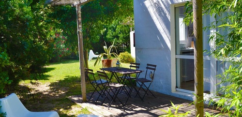 Apartamentos con un esplendido jardín privado