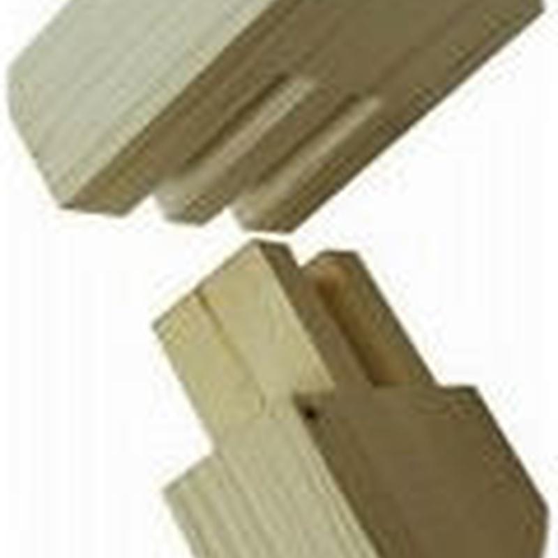 Premarcos de madera: Productos y servicios de Bricosur