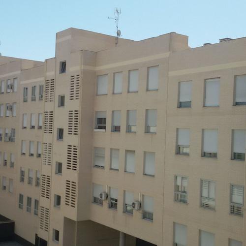 Restauración de fachadas de ladrillo visto. Estado reformado