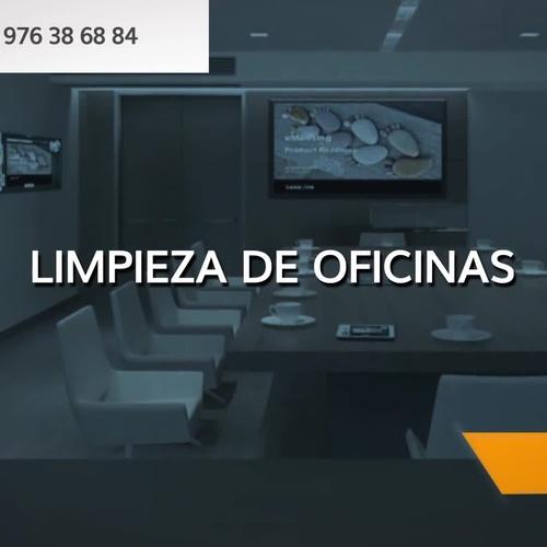 Empresa de limpieza y mantenimiento de Zaragoza