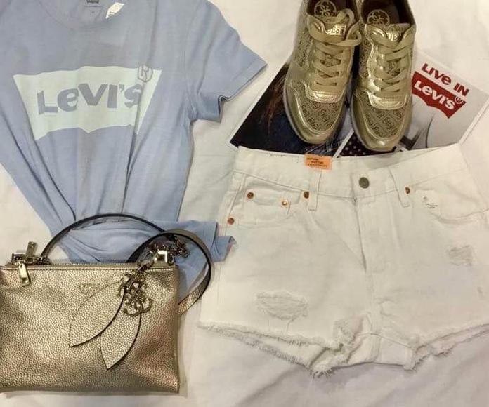 Levi's mujer: Catálogo de Liberty Moda