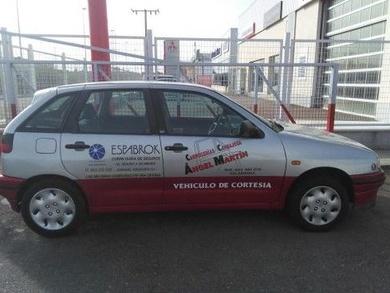 Taller con coche de cortesía Salamanca.