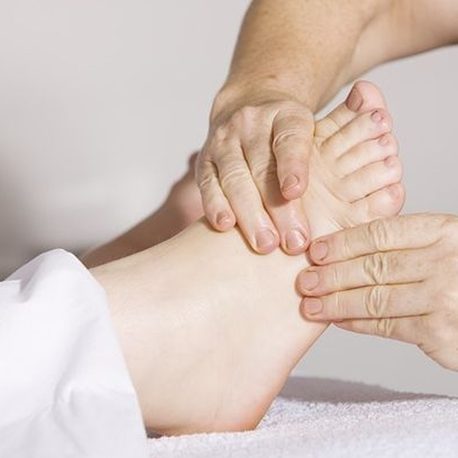Como cuidar tus pies