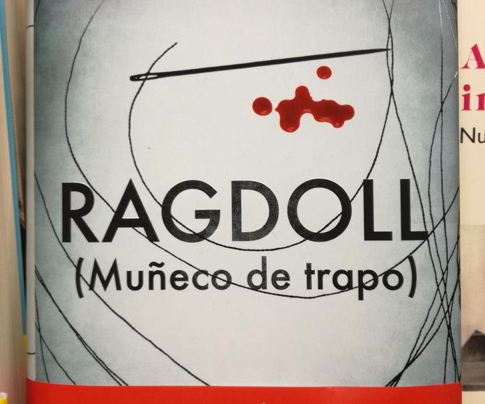 RAGDOLL (Muñeco de trapo): SECCIONES de Librería Nueva Plaza Universitaria