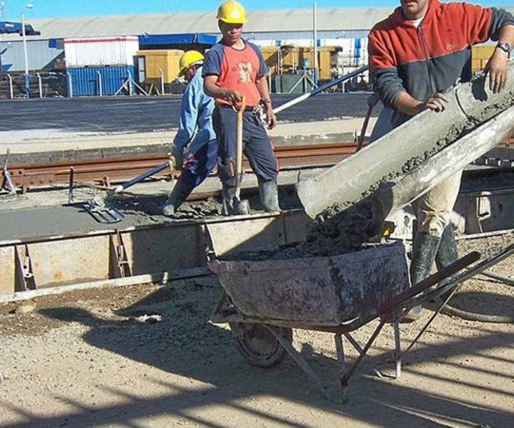¿Por qué se usa hormigón en la construcción?