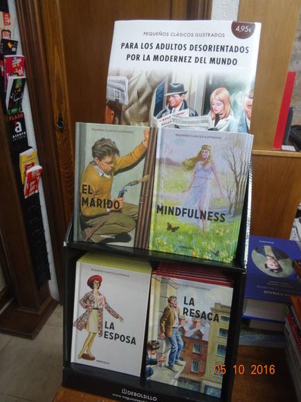 Sin Palabras: SECCIONES de Librería Nueva Plaza Universitaria