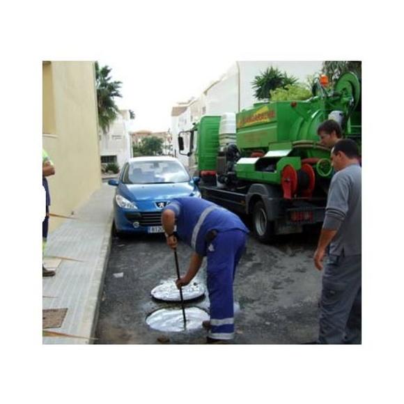 Reparaciones de tuberías de agua: Servicios  de Desatascos Mandarache
