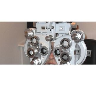 Consulta optométrica y refracción