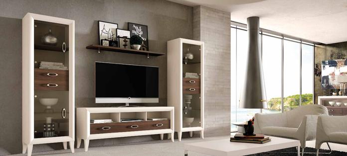 Mobiliario para salones estilo neoclásico: Muebles y decoración de Muebles y decoración Francisco Ruiz