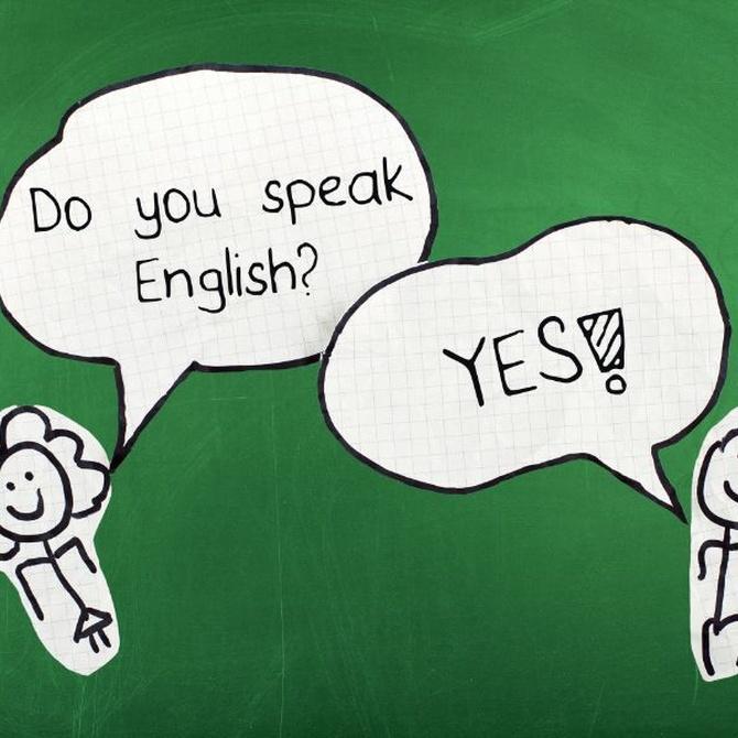 ¿Estudiar inglés desde pequeños?
