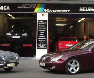 Talleres mecánicos en Arganzuela, Madrid | JCR Motorsport
