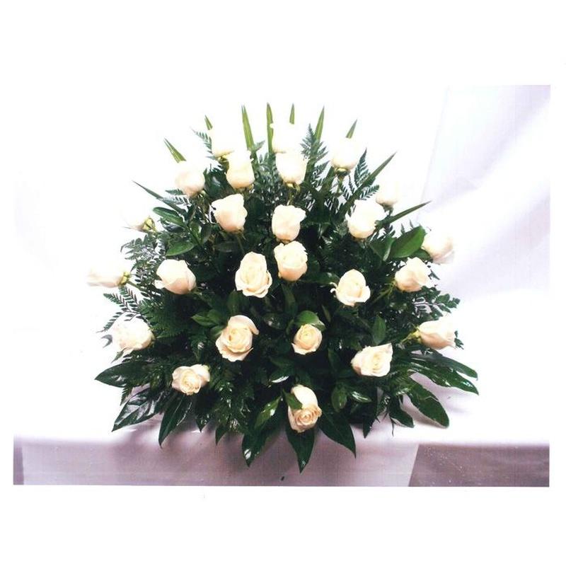 Flores: Productos y servicios de Funeraria Cesaraugusta