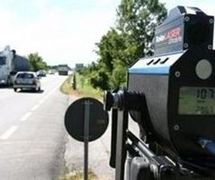 Aumenta un 30% la recaudación de multas por radares en 2016