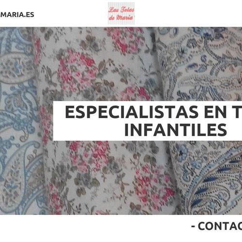 Tienda de telas en Ferrol | Las Telas de María