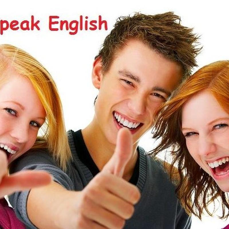 APRENDE INGLÉS: 'The global language': Servicios de Academia CEPA