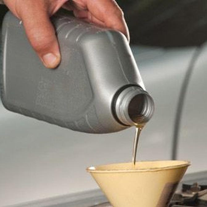 Cuándo cambiar el aceite del coche
