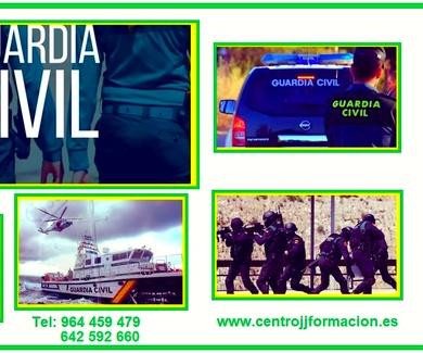 Oposiciones  Guardia Civil On-line