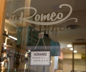 Galería de Pizzería en    Il Romeo Trattoria Pizzería