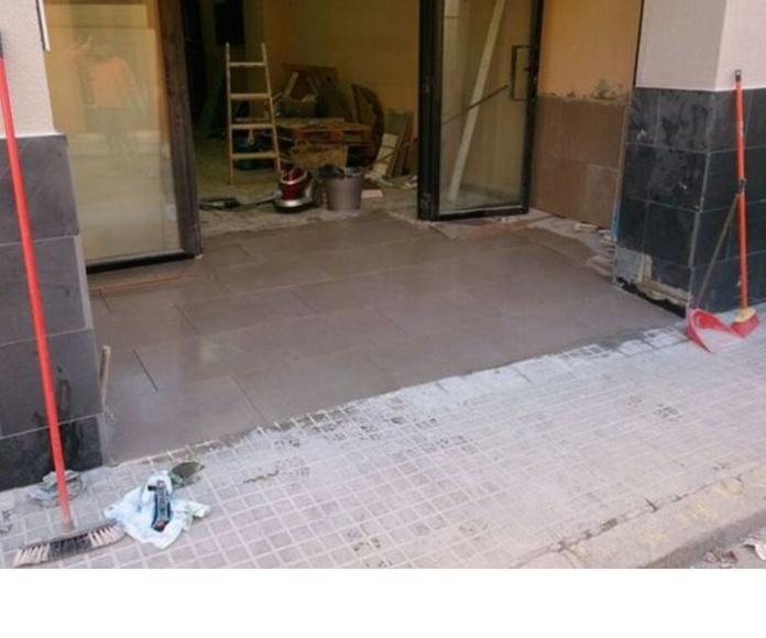 Reformas de locales y oficinas : Servicios  de Aguilar Construcció Rehabilitació i Manteniment
