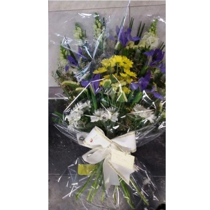 La costumbre de regalar flores