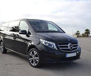 Nuestros vehículos: Mercedes V Class