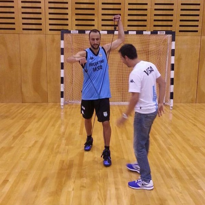 Proceso de Readaptación Físico-Deportiva