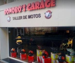 Bonobo's Garage en motoTaller.info
