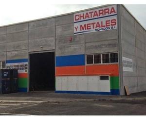 Chatarra y metales