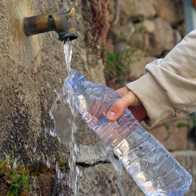 La importancia de la hidratación en las personas mayores